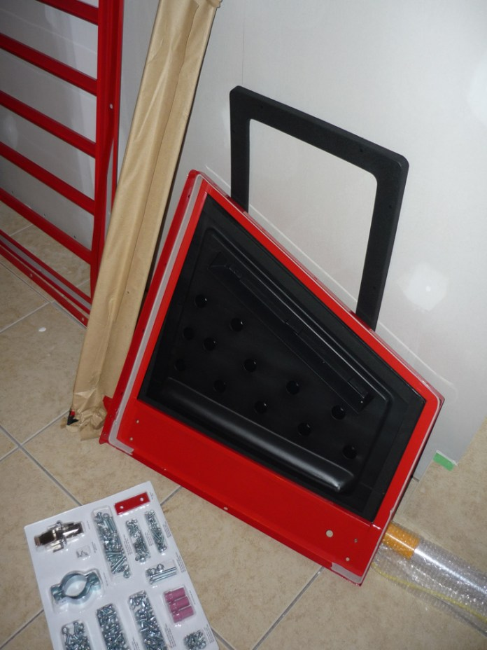 Harbor Freight blast cabinet parts