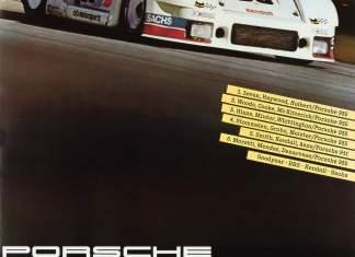 Sebring 1981 Porsche