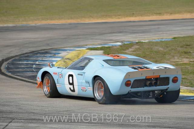 1968 Superformance GT40