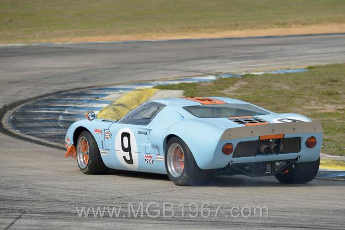 1968 Superformance GT40
