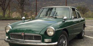 BRG 1967 MGB GT