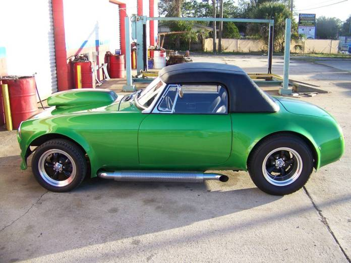 Craigslist 1974 mg 383 stroker engine turbo