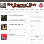 MG Owners Club Northern Ireland