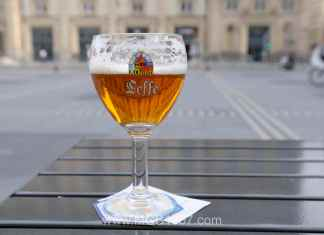 Have a beer of your choice in a nice location, you deserve it!
