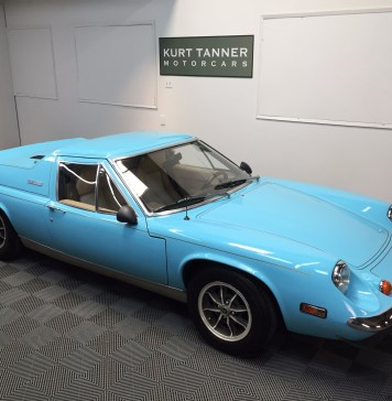 1974 Lotus Europa Twin Cam 5-Speed