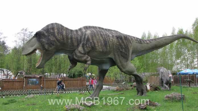 Feathered Tyrannosaurus