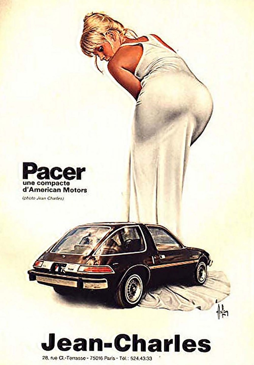 Remember the AMC Pacer and Ford Pinto?