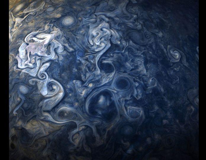 Blue Jupiter - NASA