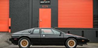 1978 Lotus Esprit project