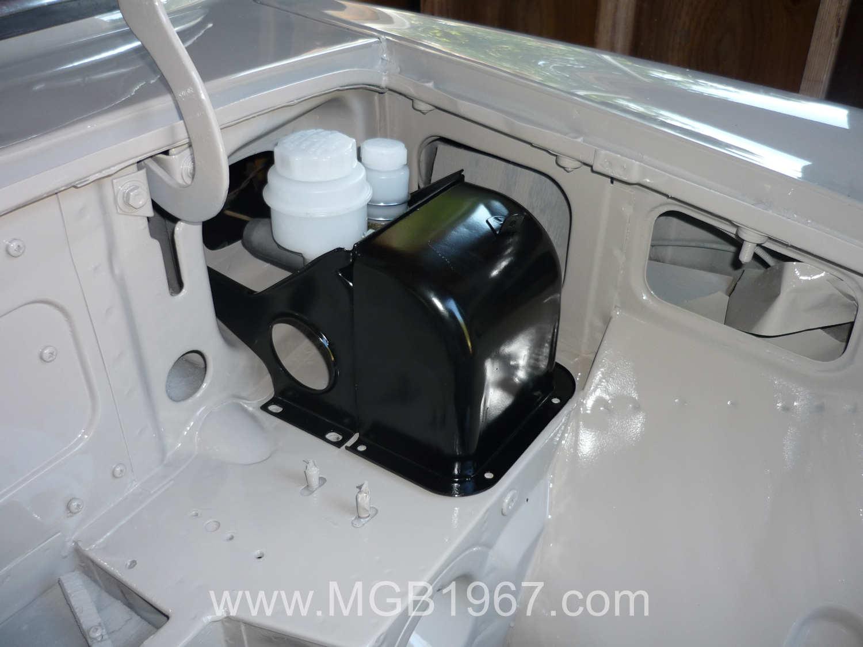 Mgb Wiring Harness Installation