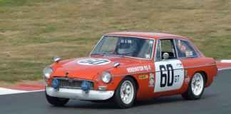 1967 MGB GT Sebring