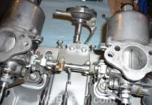 MGB GT carburetor