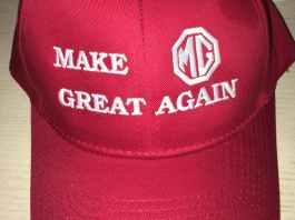 Make MG Great Again