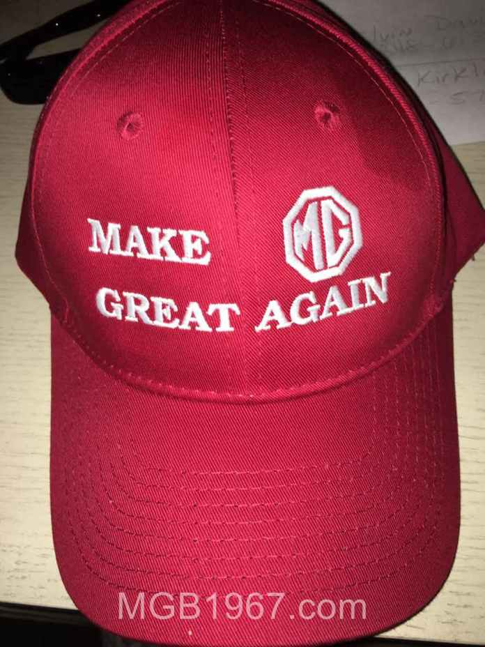 Make MG Great Again