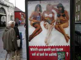 Which girl would you throw out of bed
