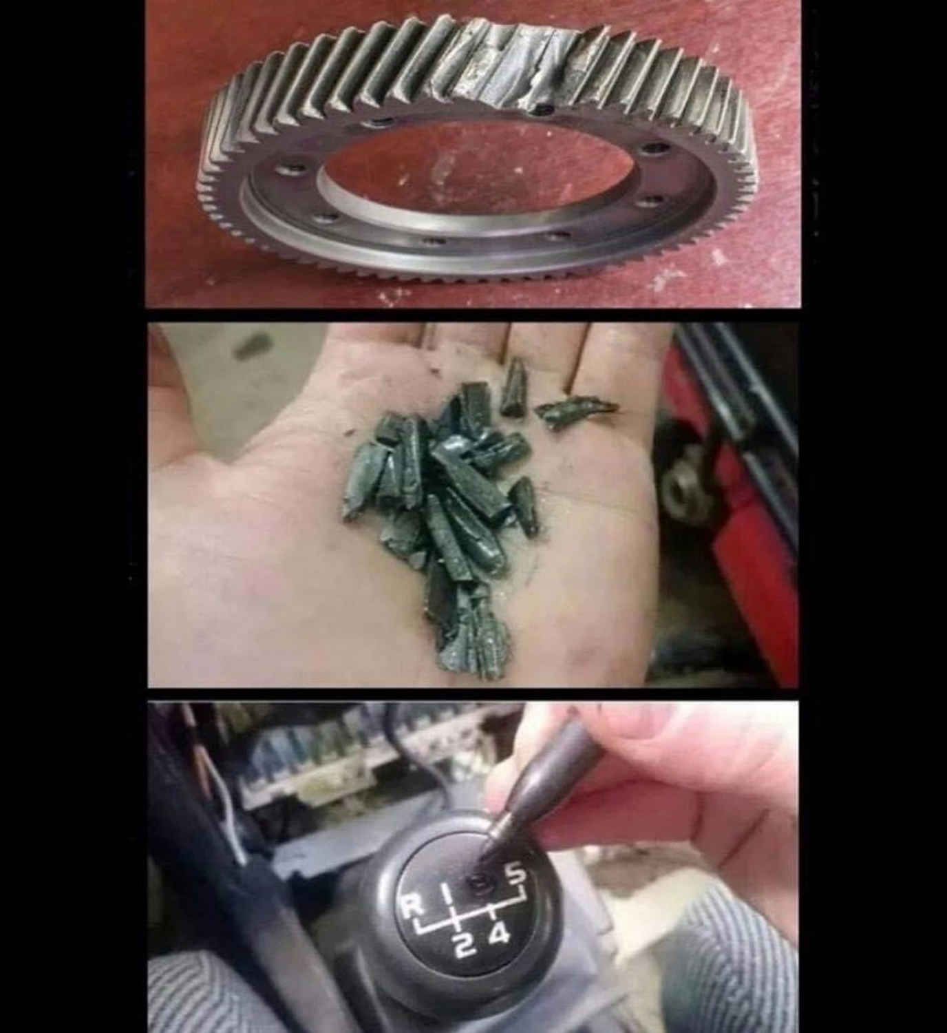 How to fix your MGB gearbox