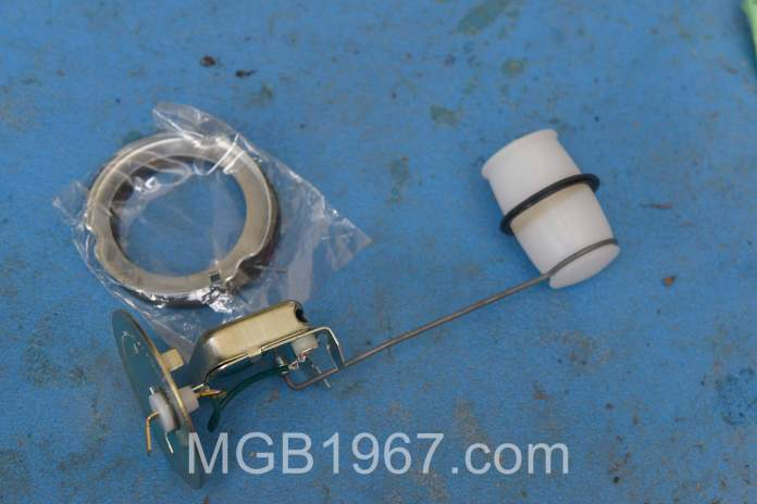 MGB GT fuel sender unit