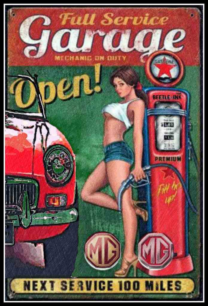 Full Service MG Garage