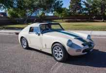 1962 MG Lenham GT Tribute