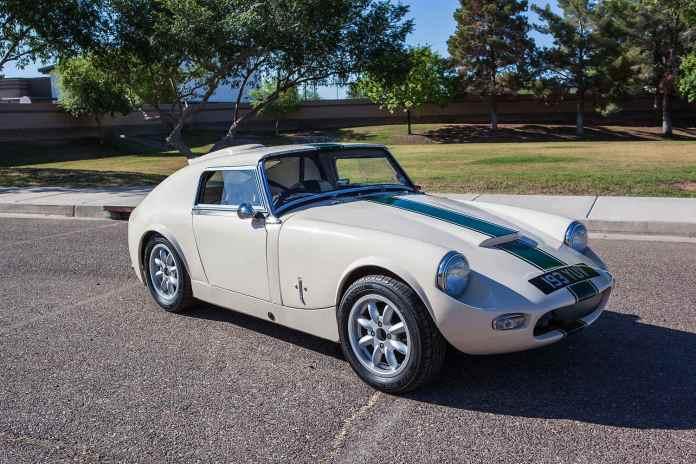 1962 MG Lenham GT Tribute
