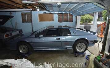 1986 Lotus Esprit Turbo HCI