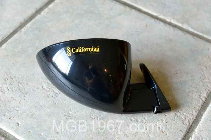 British bought Vitaloni California mirrors