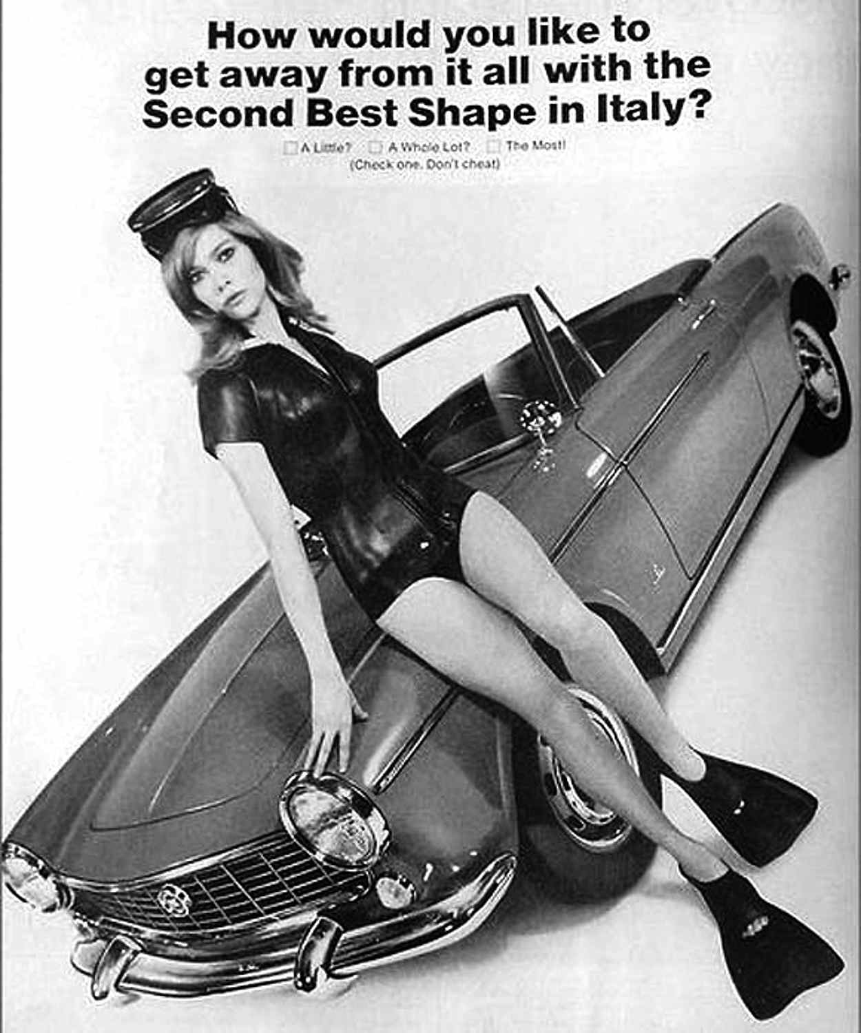 Second Best Shape In Italy