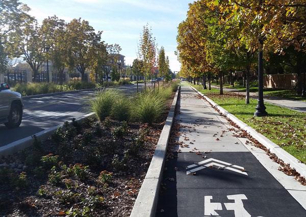 Grant Avenue Promenade