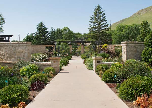 Red Butte Garden – Rose Garden