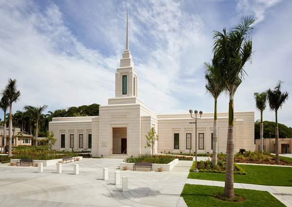 Port-au-Prince Temple