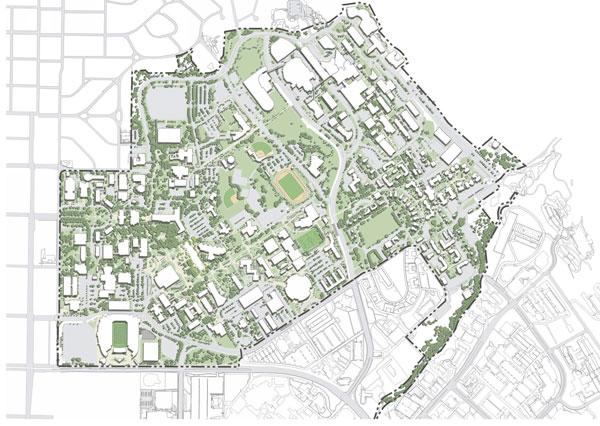 University of Utah Landscape Master Plan
