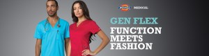 Dickies Medical Gen Flex Scrubs