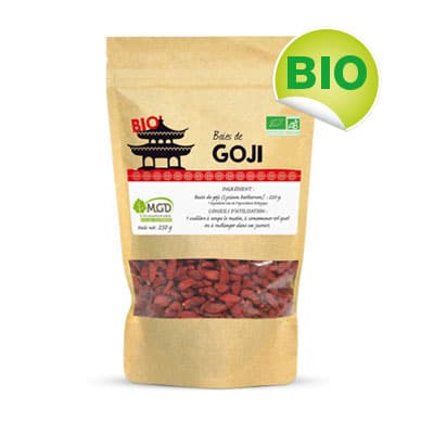 Baies de goji bio (fruits secs)