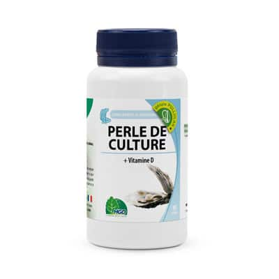 MGD Nature - Perle de culture et vitamine D