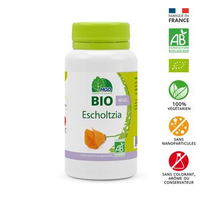 Escholtzia bio