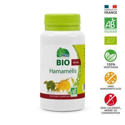 Hamamélis bio