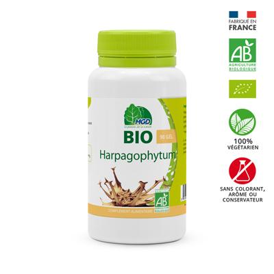 harpagophytum dosage