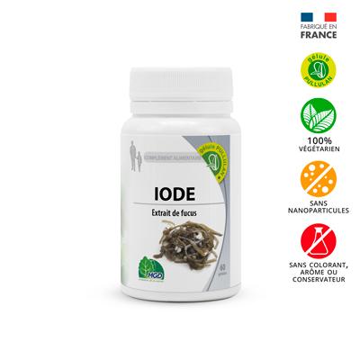 Iode (Fucus)