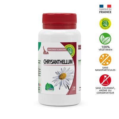 Complément alimentaire chrysanthellum