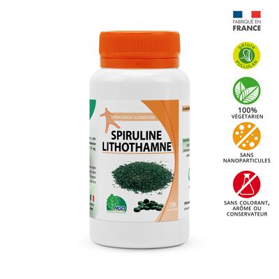 complément alimentaire spiruline lithothamne