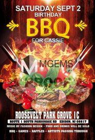 BBQ for Cassie