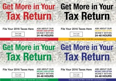4x6 Tax Postcard 003