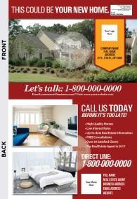 8.5x11 Real Estate Postcard 002