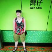 Will miss Hong Kong!