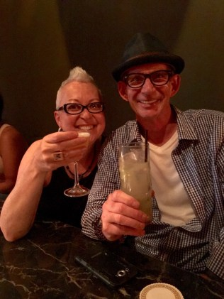 Cheers to 28 years of marriage this weekend!