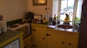 Kitchen fully equiped in Galway, Ireland