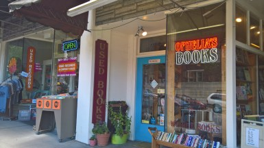 Ophelia's Books and Jive Time Records