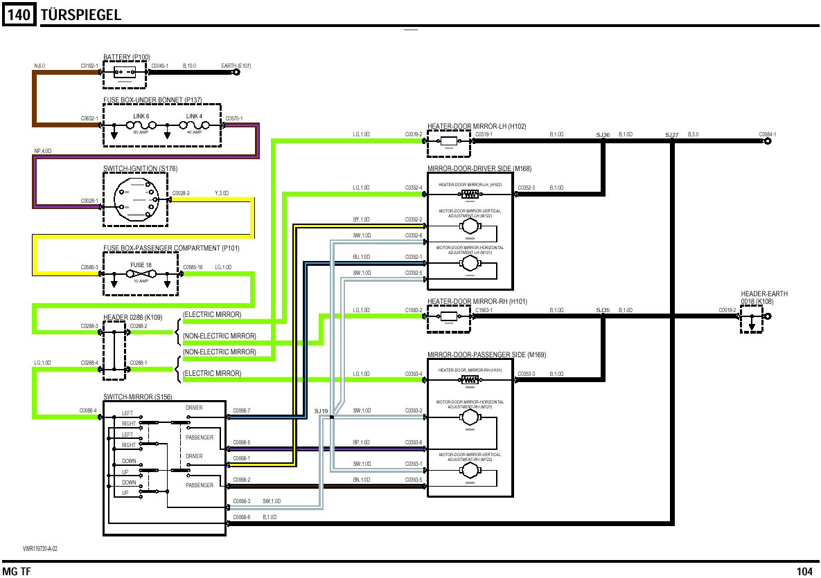 140_spiegel?resize=665%2C469&ssl=1 bmw e46 mirror wiring diagrams sterling lt9500 wiring diagrams bmw planet wiring diagrams at creativeand.co