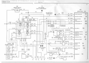 MGF Schaltbilder Inhalt  wiring Diagrams of the Rover MGF