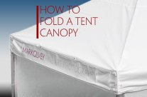 How To Fold Your Tent Canopy
